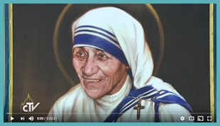 Holy Mass Canonization of Mother Teresa Of Calcutta (22K)